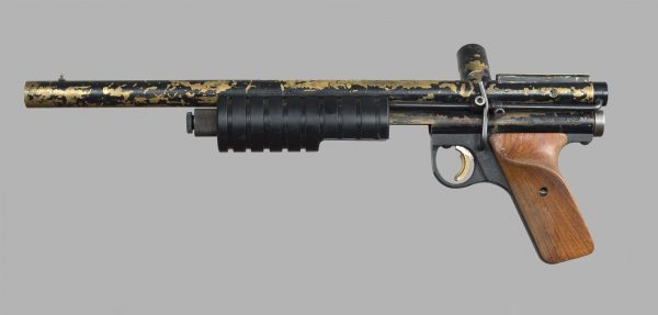 Left side of Mac 1 Annihilator